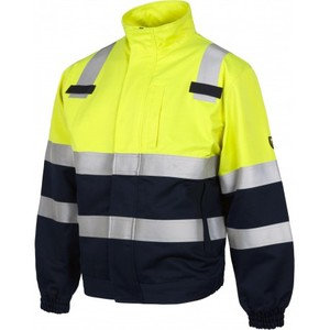 Workwear jackets Factory Labour Comfortable Long Sleeve Workwear Jackets/Cheap Workwear Thick Lining Winter Jackets