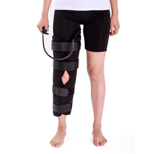 Knee Pain Relief Home Rehabilitation Therapy Supplies Gel Compression Knee Brace
