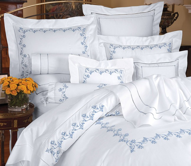 Lenzuola Matrimoniali Low Cost.Luxury Cotton Embroidery Pattern Multiple Design Bed Sheet Buy