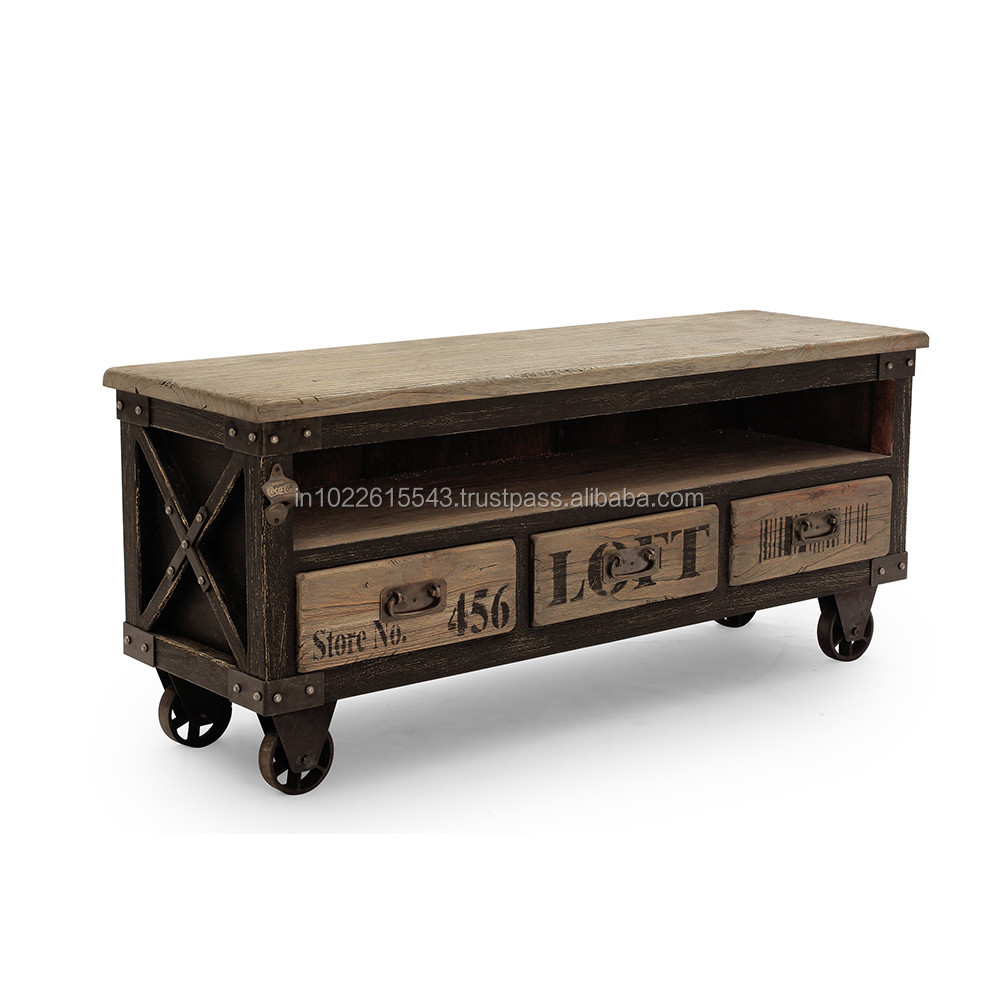 Industrial Tv Stand Industrial Tv Stand Suppliers And  # Meuble Tv Lift