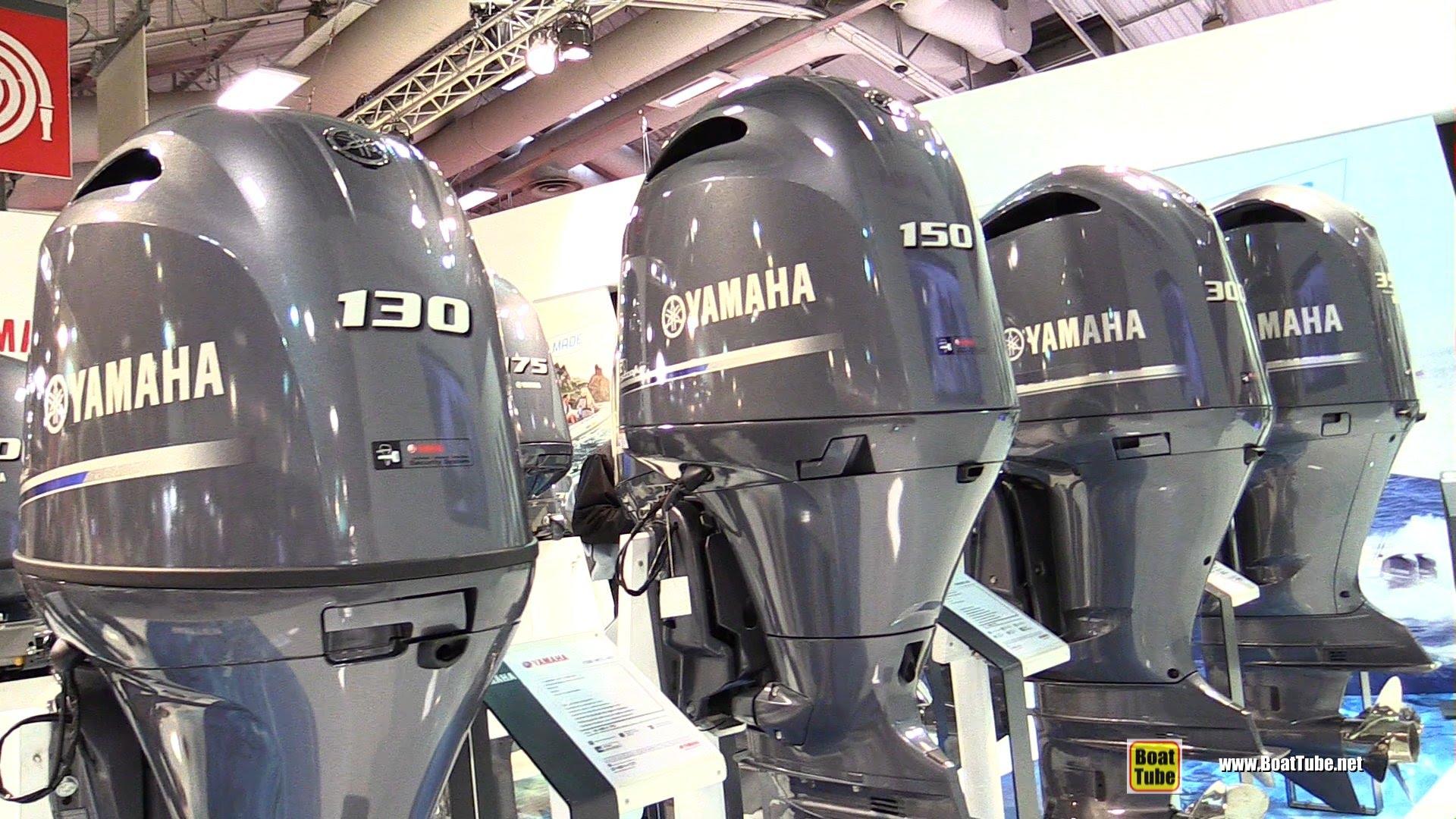 Проверка мотора Yamaha 150 лс - 1990 г