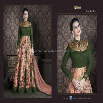 Embroidered Wedding Banarasi Silk Lehenga Choli / Designer Lehenga ...