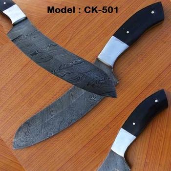 Damascus Steel Handmade Kitchen Chef Knife - Buy Damascus Custom  Knives,Chef Knives,Kitchen Knives Product on Alibaba.com