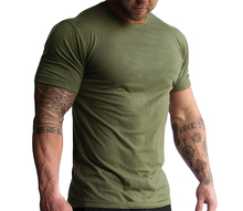 Männer Gym Muscle Fit T <span class=keywords><strong>Shirt</strong></span>