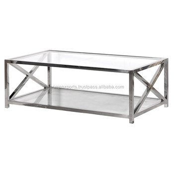 Stainless Steel Tables | stainless steel dining table designs | latest dining table designs