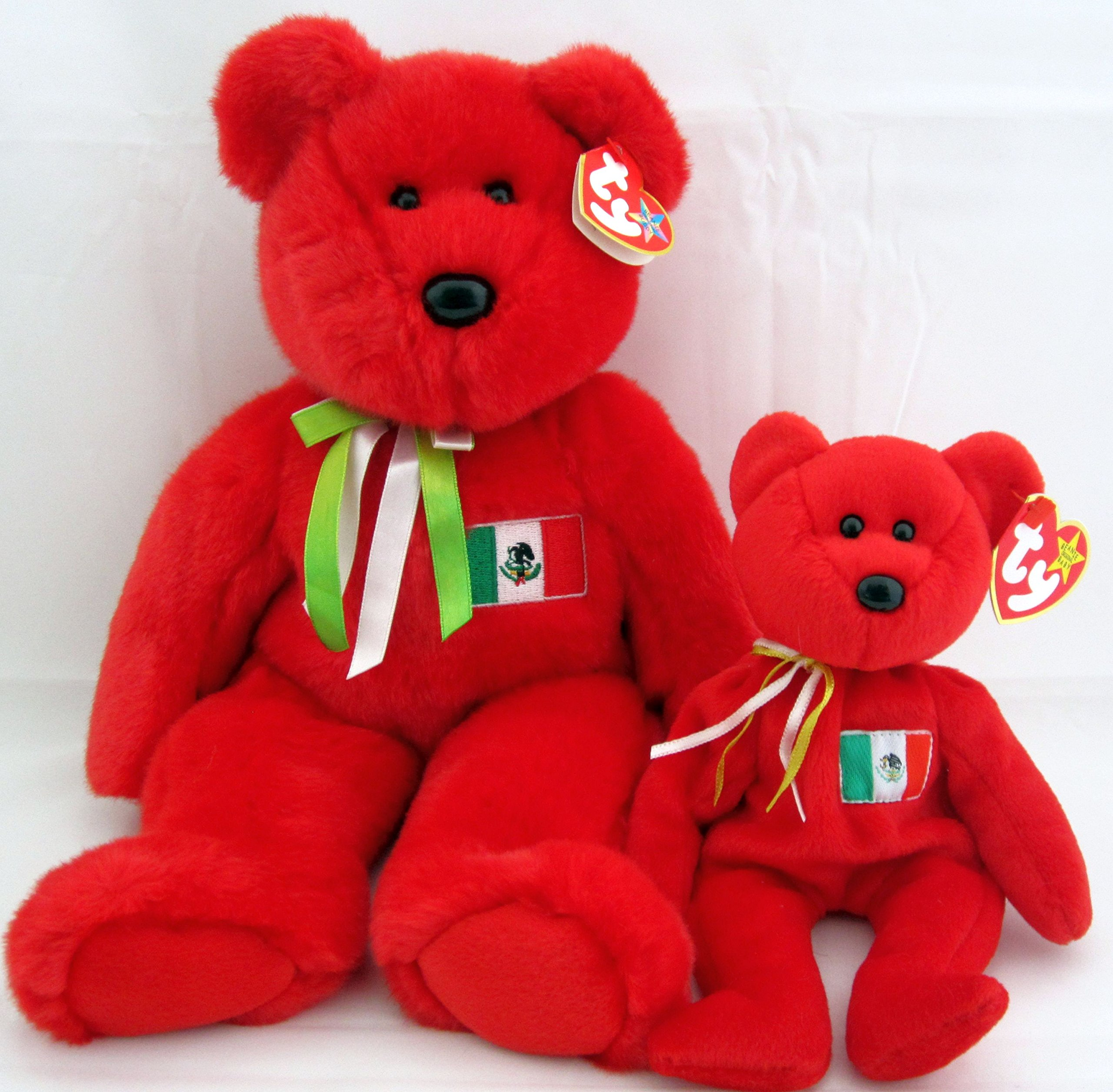 Buy Ty Specks   Ellie the Elephants Beanie Boos Set of 2 Plush Toys ... 65bd19f4adfc
