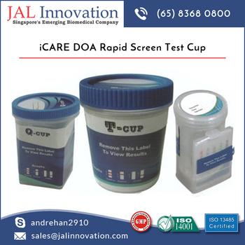 Drug Test Kits >> Home Instant Urine Drugs Test Kit One Step Rapid Doa Drug Test Cup Buy Drug Test Cup Wholesale Drug Test Kits Urine Drug Test Kit Product On