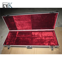 RK manufacturer luxury guitar flight case casextreme acoustic steel string custom