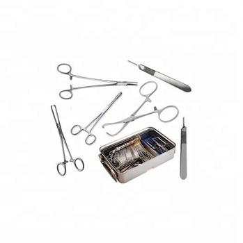 Cesarean Section Surgical Instruments Set - Buy Cesarean ...