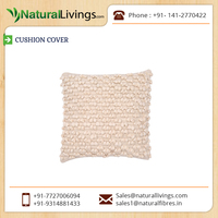 Trusted Supplier of Designer Woven Cotton Cushion Cover at Attractive Price