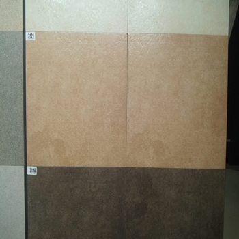 600x600x10mm Thickness 6-12% Water Absorption Ceramic Floor Tiles