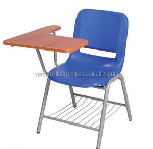 Kids School Chair with Tablet Arm