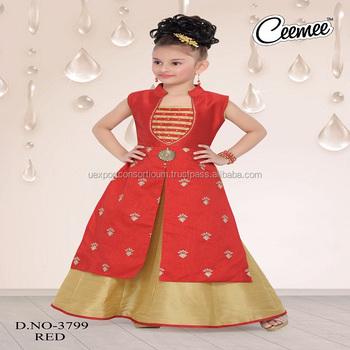 ebafb860ce New Fashion Designer Ethnic Dress For Girls Wear - Buy Girls ...