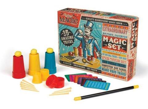 Ridley's Magic 15 Amazing Tricks Magic Set