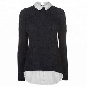 Ladies knitwear sweater wholeseals / women sweater