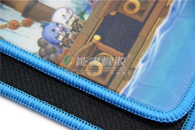 Professional Quality Natural Rubber Gaming Mouse pads