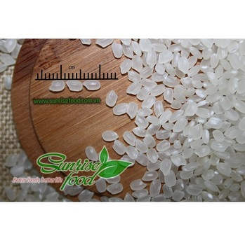 NEW-CROP HIGH QUALITY SUSHI RICE GOOD PRICE