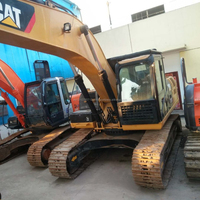Used Caterpillar 320 D Crawler Excavator For Sale/Used CAT 320 D Excavator/ Second Hand CAT 320D Excavator in Good Condition