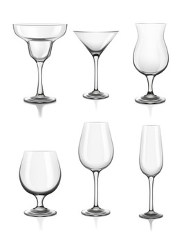 Glasses Are Available In Many Designs And Of High Quality Water