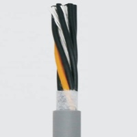 High Soft Flexible control power Bus Linear motor cable
