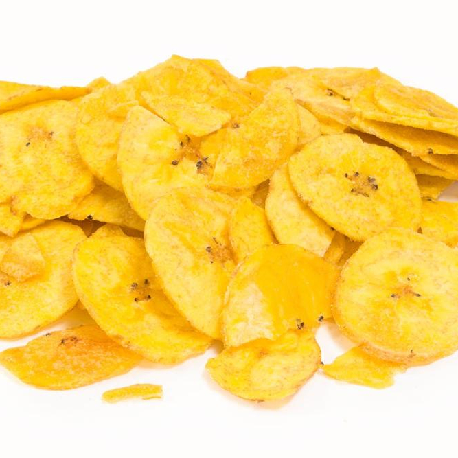 CHIPS de BANANE _ SÉCHÉ FRUIT_JACK FRUITS PUCE