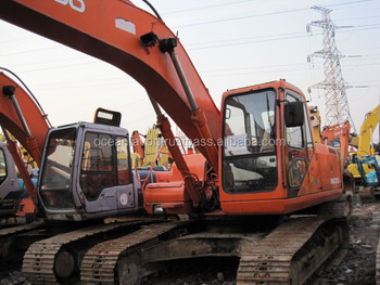 Used Daewoo Excavator Dh220lc-v For Sale,Daewoo 220 Excavator,Cheap