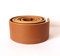 High quality genuine leather cords Flat Leather 8mm 10mm 20mm 30mm 40mm etc.