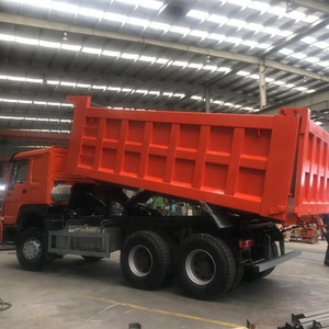 China Used Tipper Sale in Ghana
