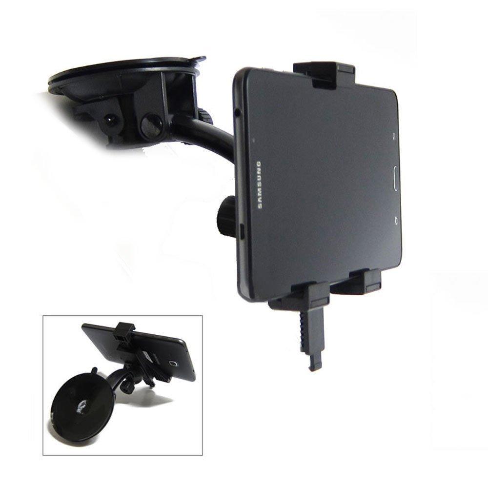 "Car Windshield Suction Mount Holder Bracket For 7/"" Floureon Car Truck GPS"
