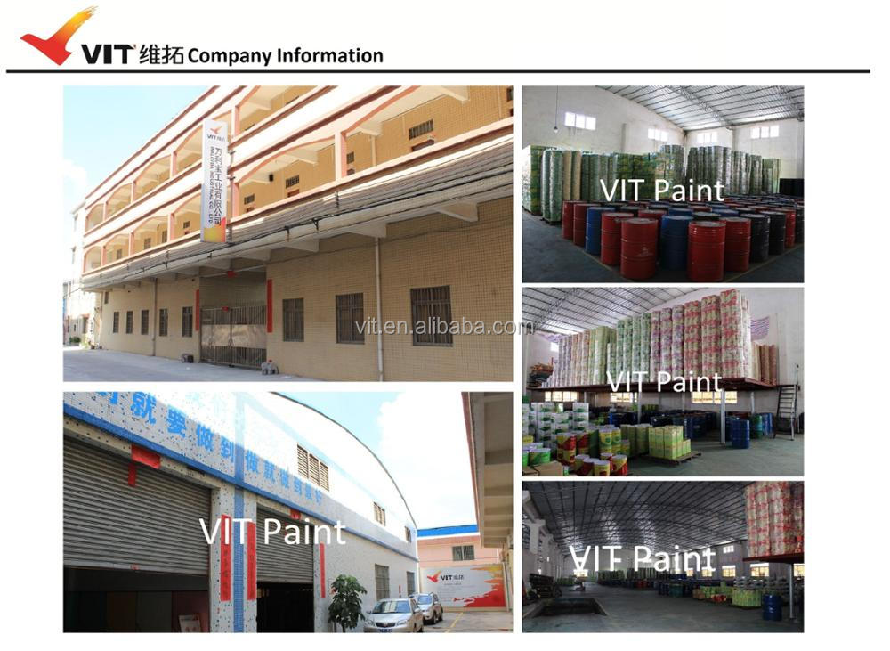 VIT  SWO-3852 Polyurethane Main Raw Material and Liquid Coating State Metal fire retardant paint