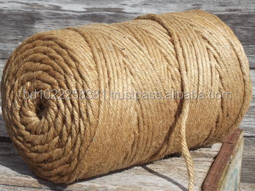 Jute Color Rope, Jute Color Yarn, Burlap Color Yarn