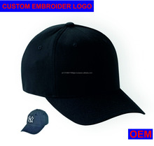 Wholesales vintage Types of 3D Embroidery Custom 6 Panel Baseball Cap DG-3001