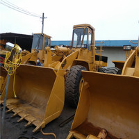 Good condition used caterpilla agricultural tractor 966F for sale