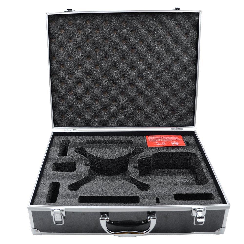 Syma X5UW Carrying Bag, Hometall Portable Handbag Travel Suitcase Carry Case Storage Box for Syma X5C,X5SC,X5SW,X5HW,X5HC,X5UW,X5UC Quadcopter (Black)