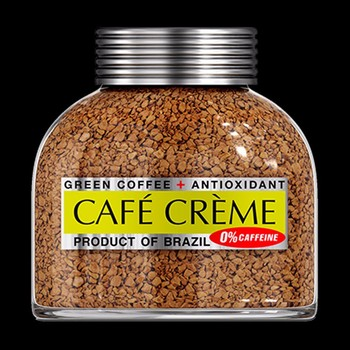 CAFE CREME - Instant coffee decaffeinated