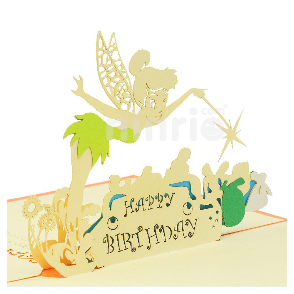 Fantastic Happy Birthday 3D Pop Up Handmade Card Buy Handmade Birthday Funny Birthday Cards Online Alyptdamsfinfo