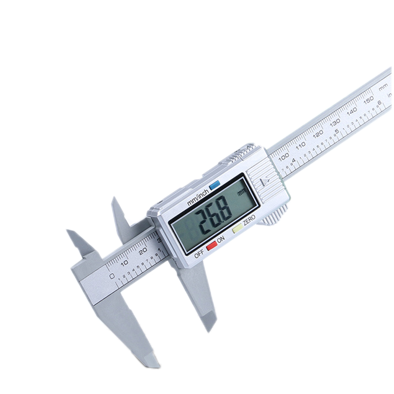 150mm Digital Vernier Caliper Electronic Micrometer LCD Measuring Gauge Tool