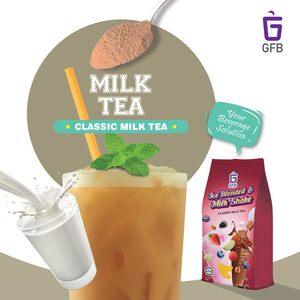 Halal 1KG Classic Milk Tea Powder