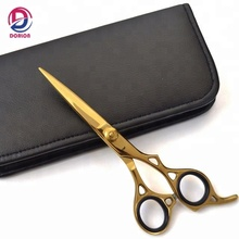 "Professionelle Friseur Haarschnitt <span class=keywords><strong>Schere</strong></span> 6,5 ""barber SPEZIELLE GOLD QUALITÄT <span class=keywords><strong>ARTIKEL</strong></span> MIT BLACK RAZOR"