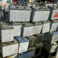 Drained Lead Acid Battery, Used Car Battery And Drain Car Battery Scrap Available