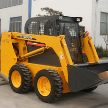 Cinese mini <span class=keywords><strong>bobcat</strong></span> skid steer 4 in 1 in vendita
