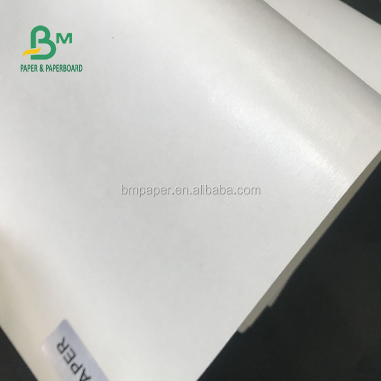 Food Grade 160G 200G 230G PE Coated FBB Board / Food Box Paper for soup Wrapping