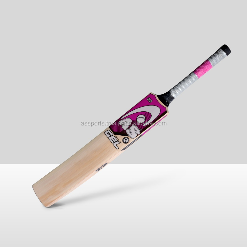 AS ENGLISH WILLOW CRICKET BAT - GEL