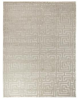 Grosshandel Moderne Neue Design Bambus Seide Handgeknupfte Teppiche