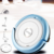 Mini home use smart vacuum robot floor sweeper machine cleaner