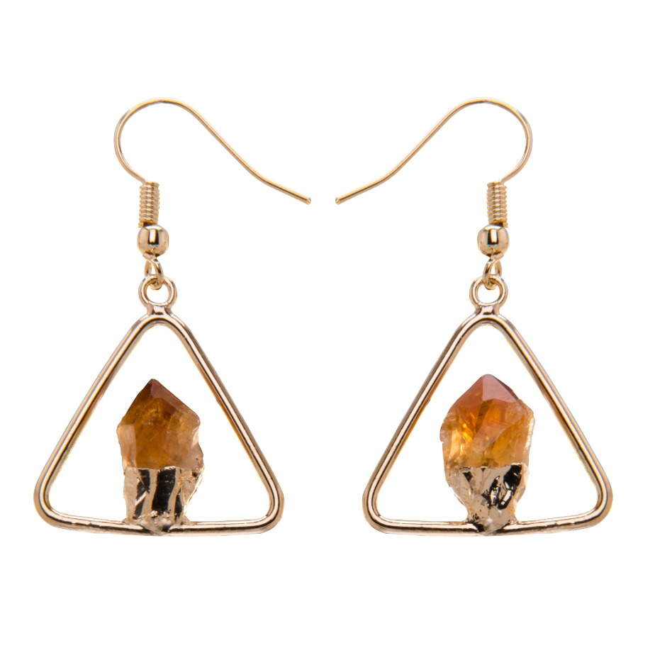 Citrine Metal Triangle Fixed Point