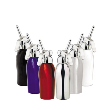 Stainless Steel Head 500ml Whipped Cream Dispensers