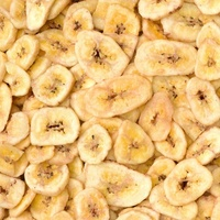 Organic Certified Air/Sun Dried Banana High Quality Bulk Wholes , Sliced , Chunks or slices Bananas