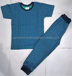 children clothing kids t shirts baby clothes boys spring autumn fashion style long pajama set.