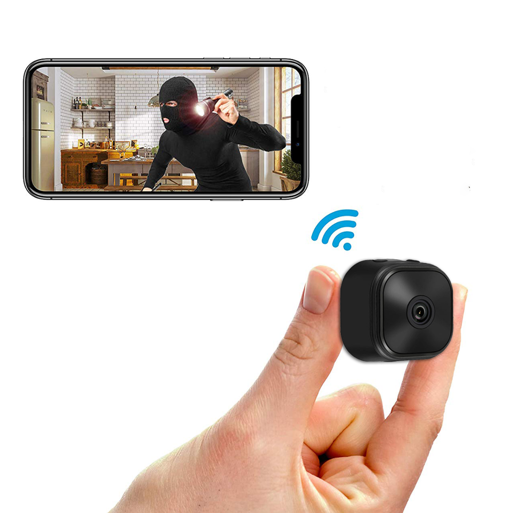 Latest A10 HD 1080P <strong>WiFi</strong> <strong>Mini</strong> Camara Espias Spy <strong>Camera</strong> Wireless Hidden <strong>Camera</strong> with 120 Wide Angle